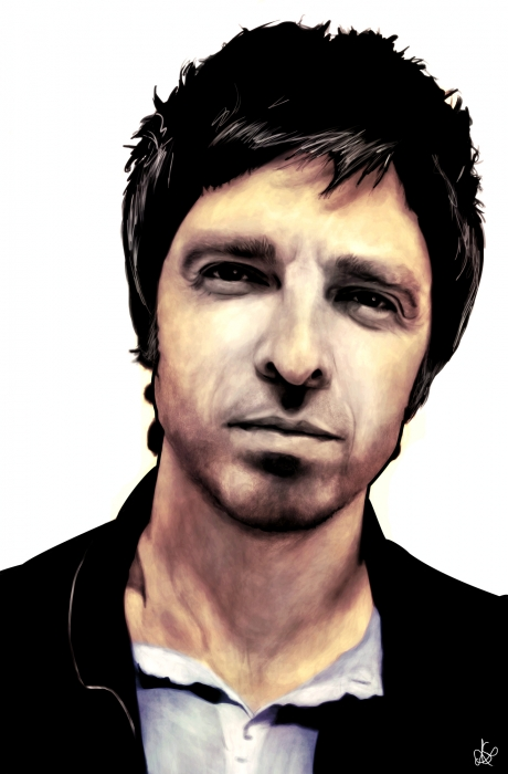 Noel Gallagher par lokiangel87